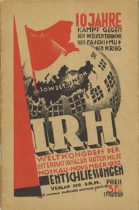 IRH Weltkongress 1932